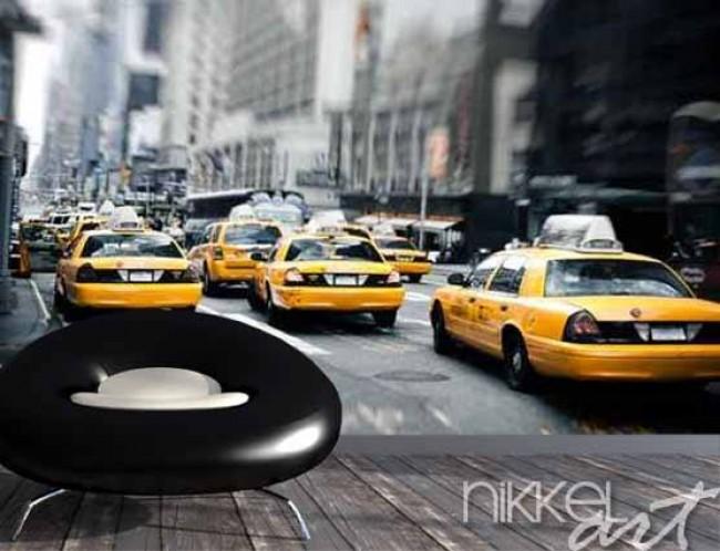 New York in huis halen? Bestel een fotobehang New York